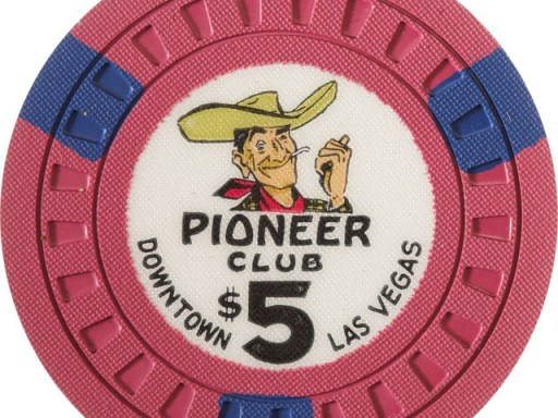 Early Las Vegas casino chips