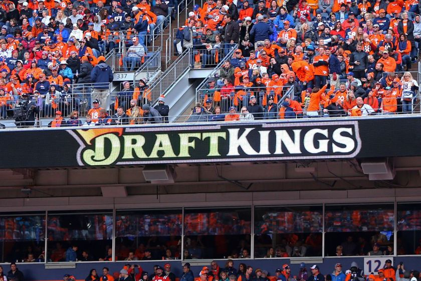 DraftKings sports betting plans in New Jersey