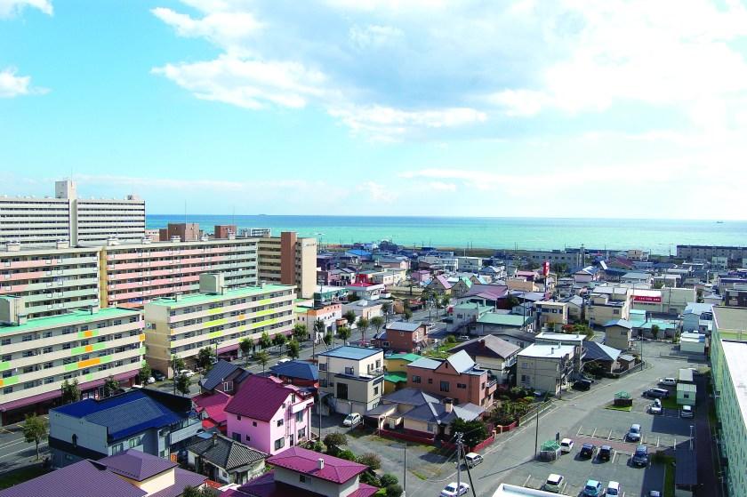 Hokkaido Tomakomai polling IR