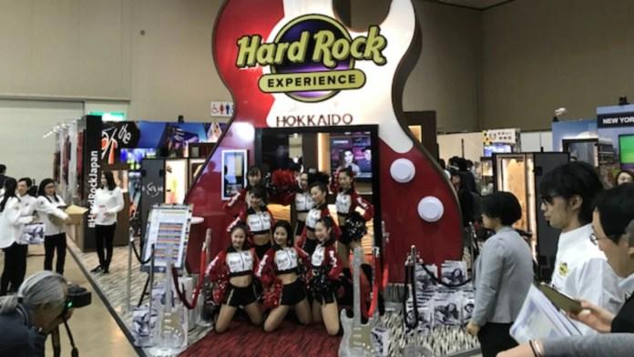 Hokkaido casino Japan gambling Hard Rock