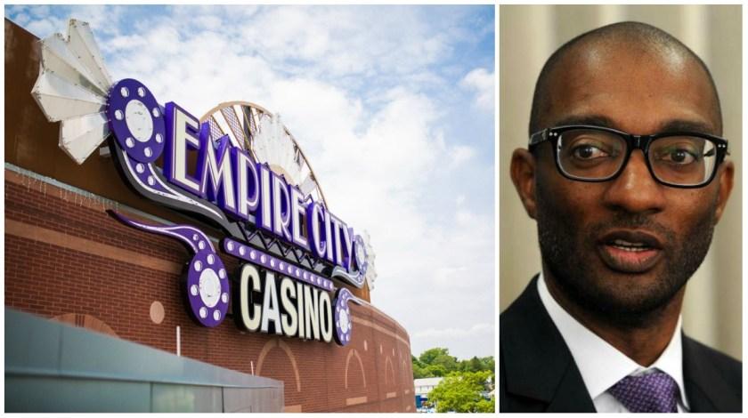 Empire City Casino MGM Resorts Uri Clinton