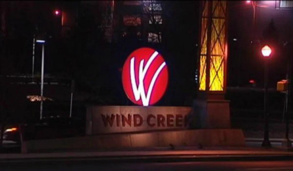 Wind Creek Bethlehem casino resort