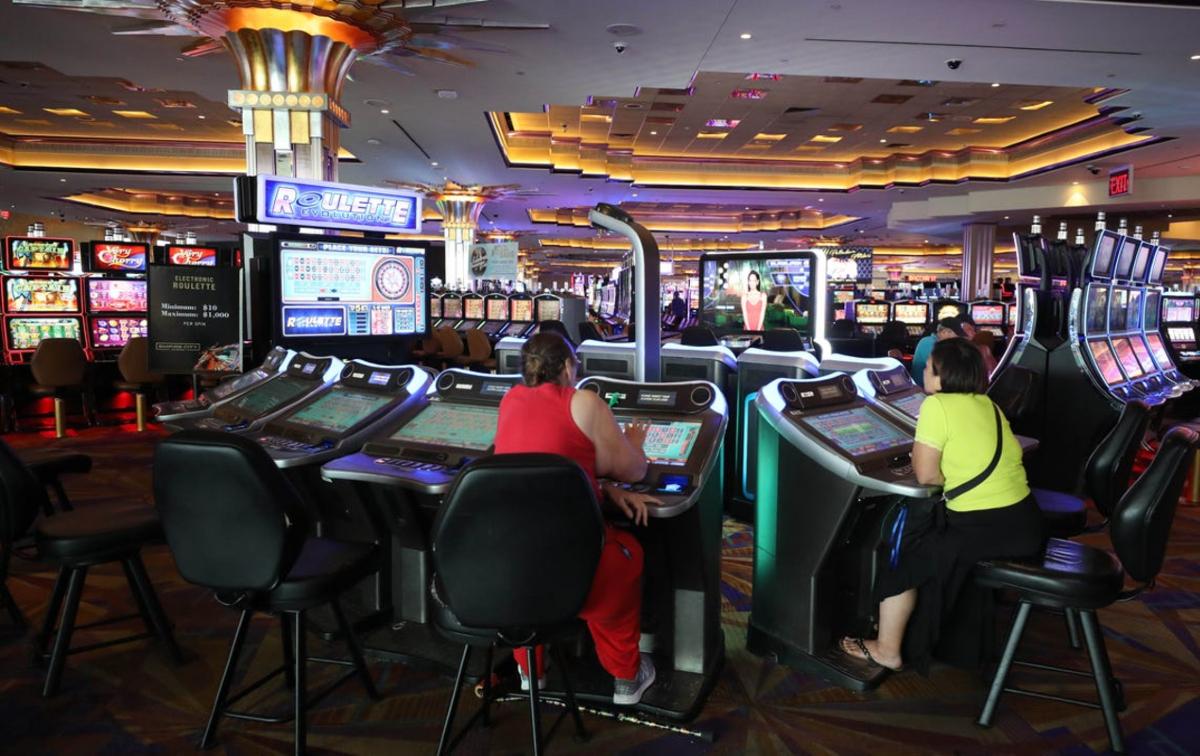 New York casino Empire City