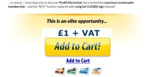 Profit Maximiser Direct Link