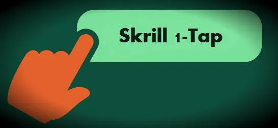 Skrill 1-Tap unique option
