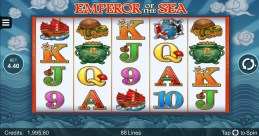 Emperor of the sea slot game review