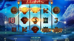 Lights game review