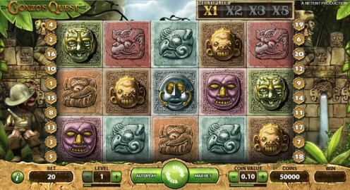 Gonzo's Quest slot game review