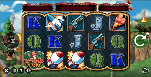 Worms Reloaded slot game review