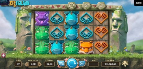 Easter Island slot game review