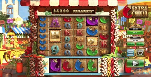 Extra chilli slot game review