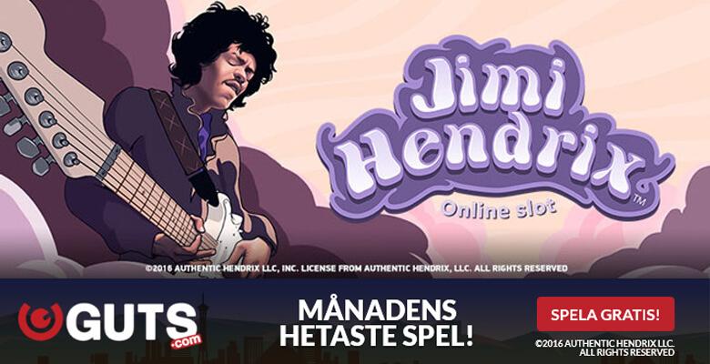 Guts Jimi Hendrix