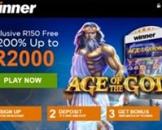 Winner Online Casino in ZAR