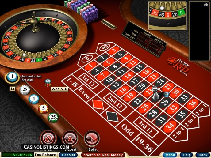Free American Roulette game (RTG) | Casino Listings free games