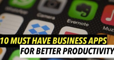 10 Must-have Business Apps