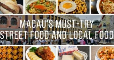 6 Foods You Must Try in Macau