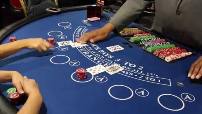 Blackjack-Strategy-of-Early-Surrender