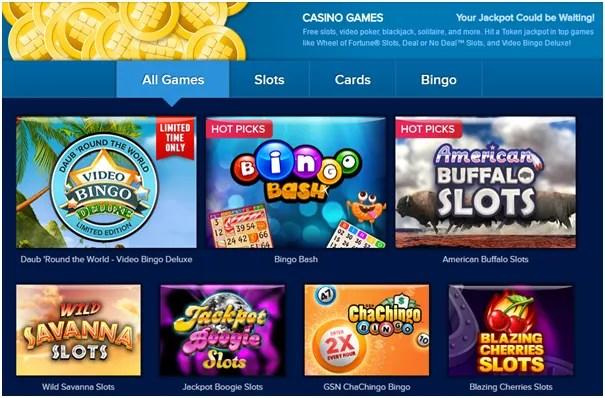 GSN Casino Games