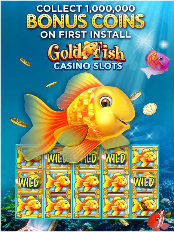 Gold Fish Casino free slots bonus free coins