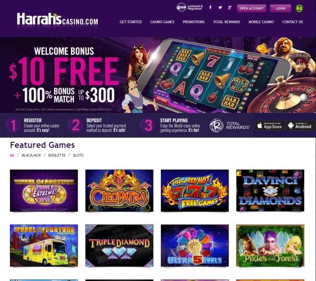 Harrahs casino mobile igt part 75124502 rev a