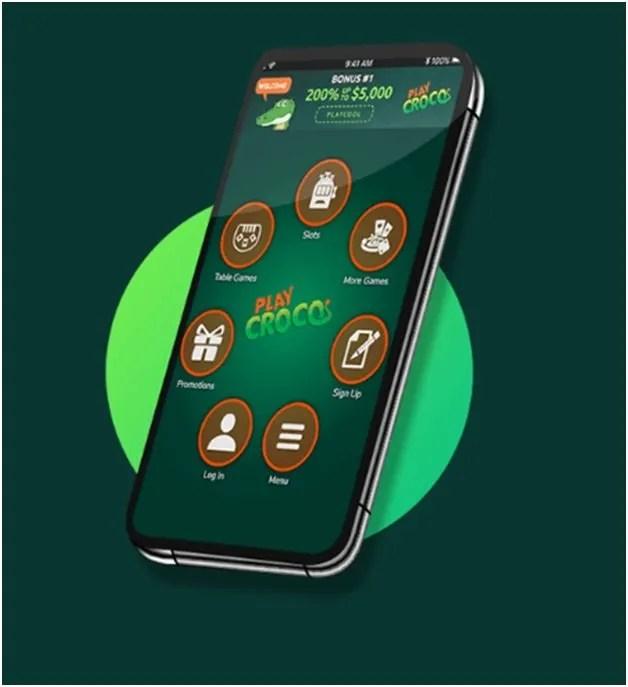 Play Croco - Mobile Casino