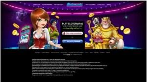 casino backdrop Slot