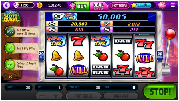 Slotomania free slots and casino games to play for fun