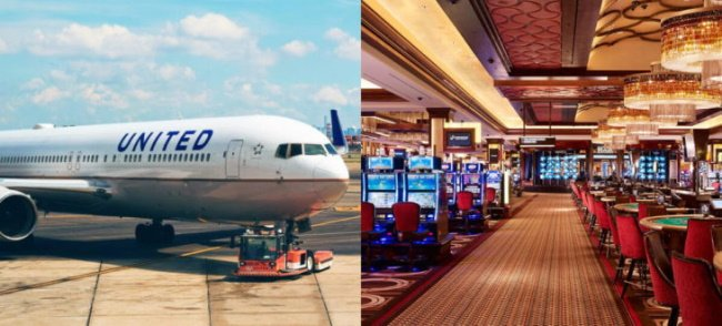 The Top 6 Airports Open for Gambling