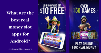 What are the best real money slot apps for Android?