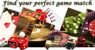 Which Casino Games Matches with Your Personality?