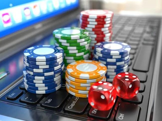 online casino chips