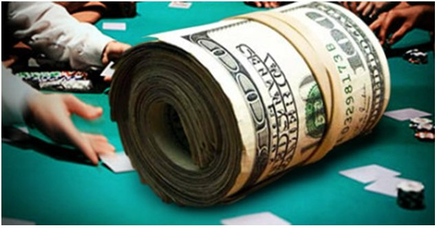 control your money when playing high limit slots