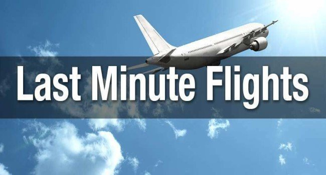 Cheap Last Minute Flights >> How To Find Cheap Last Minute Flight Deals For 2019 Last Minute Flight