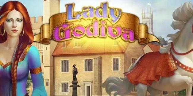 Lady Godiva Banner