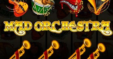mad orchestra slot