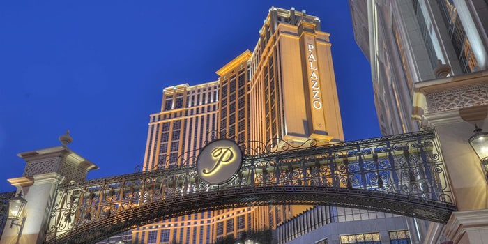 Limit Poker Palazzo Resort High Room