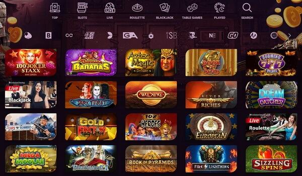 Best online casino Casinonic
