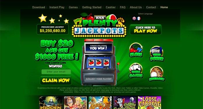 Avoid Plenty Jackpots Online Casino