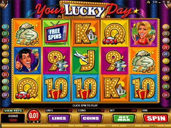 Your Lucky Day Video Slot