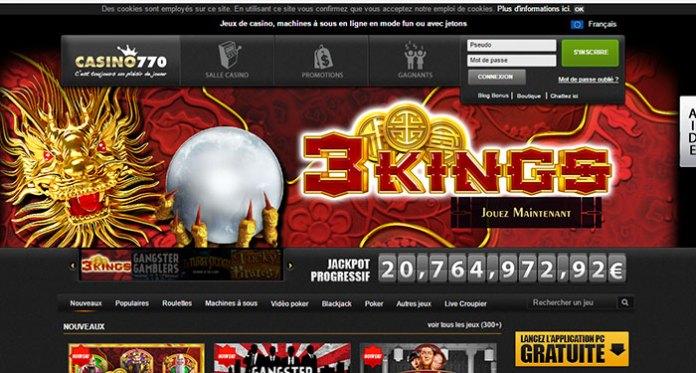 Avoid Casino770.com