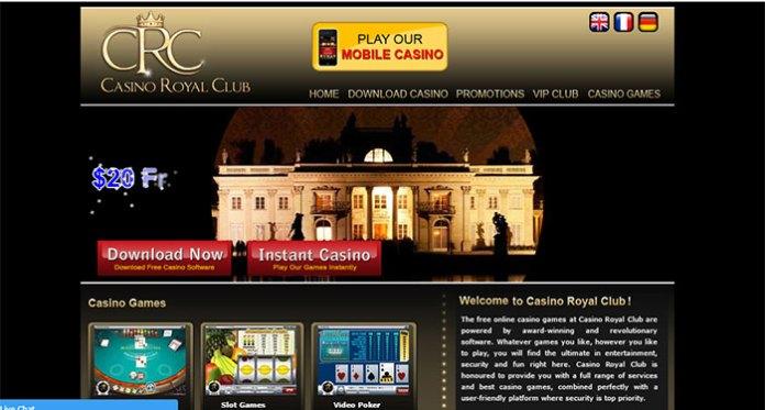 Avoid Casino Royal Club (casinoroyalclub.com) Blacklisted