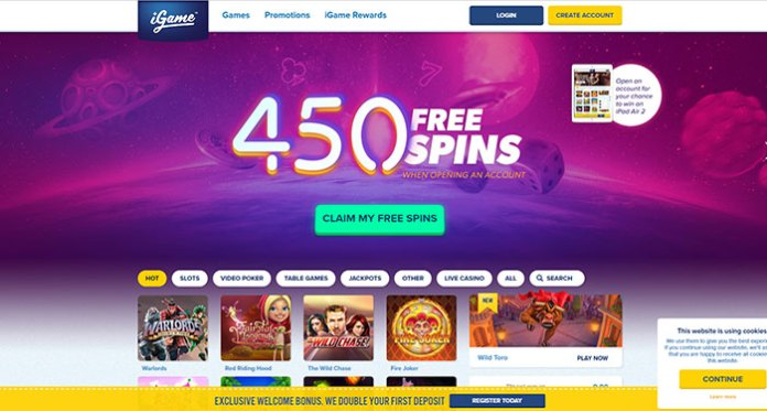 Microgaming and iGame