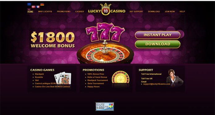 Avoid Lucky 18 Casino - No Payouts and Empty Promises