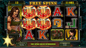 Micorgaming's New Online Video Slot Release, Girls with Guns
