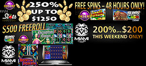 From High Rollers to New Slots, Freerolls to Free Spins and Bonuses