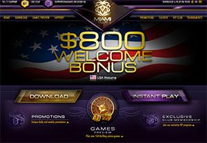 Miami Club USA New Progressive Games, Plus $30K Winner
