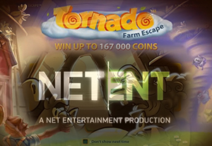 Tornado: Farm Escape Blows Big Wins into Online Casino's