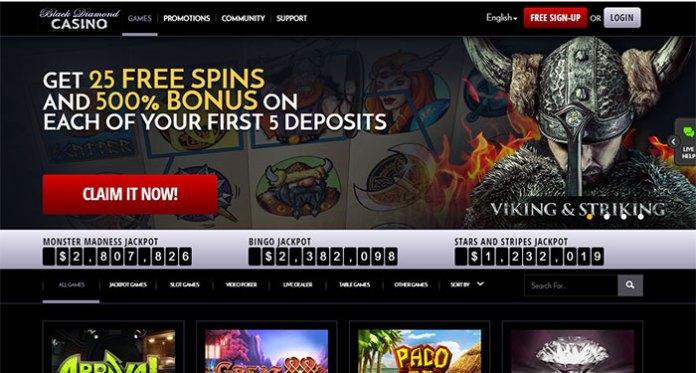 Black Diamond Casino Dispute - Resolved