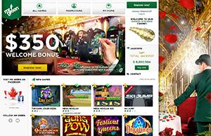 Mr Green Canada Casino Is Here, Earn $350 Bonus Now!