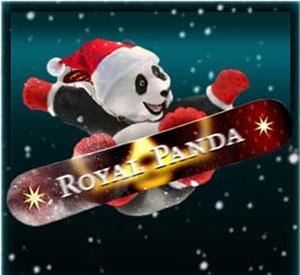 December is Looking Festive at Royal Panda Casino